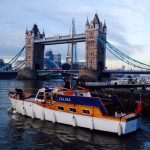 Calina by Tower Bridge