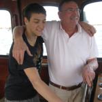 Captain Slawick & Midshipman Raphael 2013