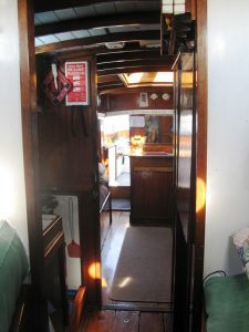 Looking aft, Penny Jane