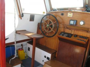 Steering., Penny Jane