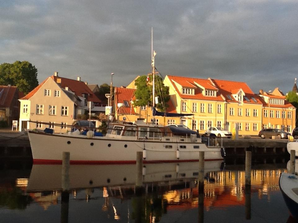 Tudora in Faborg Denmark