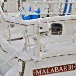 Malabar III snowed under